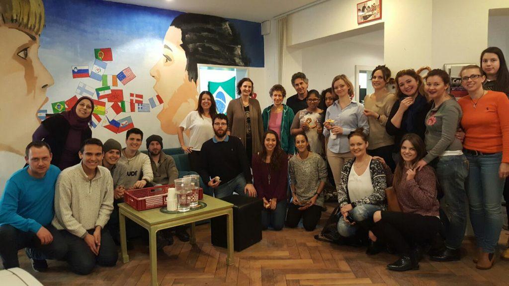 Georgisch lernen in Bremen - unsere Georgischkurse