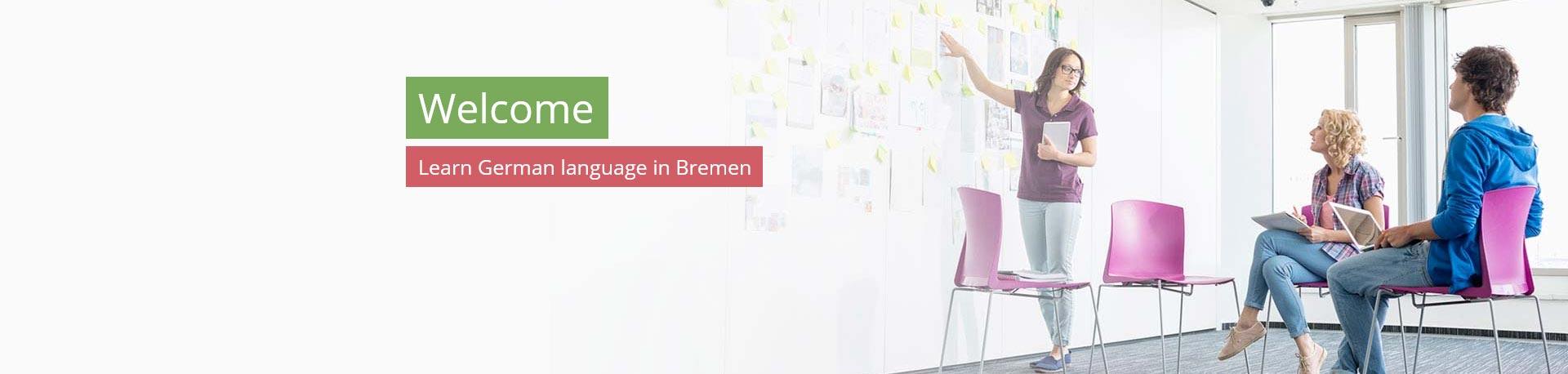Learn German language in Bremen